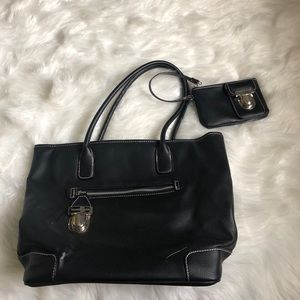 Victoria's Secret Bag and Matching Wristlet